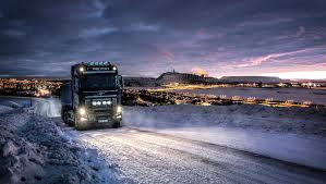 100 Trucks In Snow 25 Places Volvo FH Can Call Home Volvo