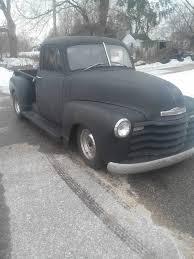 1953 Chevrolet Truck 3100 Standard Cab Pickup 2 Door 38L Classic ...