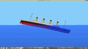 Titanic Sinking Ship Simulator 2008 by Images Of Titanic Accurate Simulation 2nd Sc
