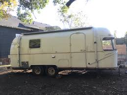 100 Airstream Trailer Restoration Full Time Travel