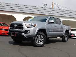 100 Used Toyota Tacoma Trucks For Sale 2016 Double Cab SR5 Backup