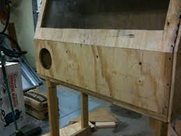 Abrasive Blast Cabinet Gloves by How To Build A Homemade Sandblasting Cabinet Smecca Com