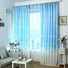 baby blue curtains teawing co