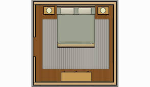 HOMESTYLING101 What Size Rug Should I Buy For My Master Bedroom