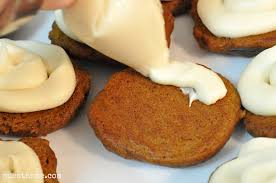 Pumpkin Whoopie Pie Recipe Spice Cake by Pumpkin Whoopie Pies With Cream Cheese Filling Sue At Home