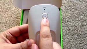 WeMo Switch From Belkin WiFi Enabled Power Plug Unboxing 10 1 13
