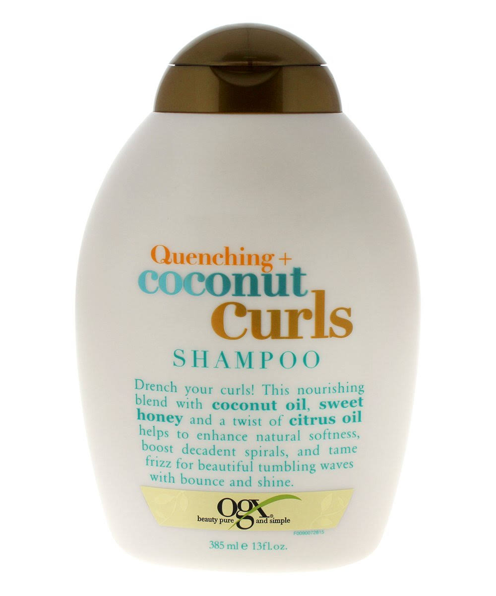 Ogx Quenching + Coconut Curls Shampoo - 385ml