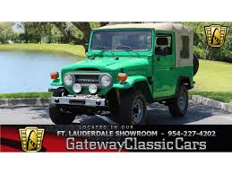 Classic Toyota Land Cruiser For Sale On ClassicCars.com