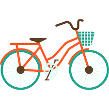 Trendy Bike Clipart Transparent PNG