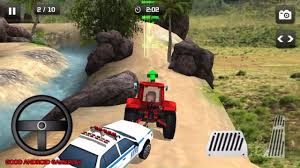 100 Truck And Tractor Pulling Games USA 3D By MTS Free