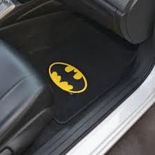 100 Batman Truck Accessories BATMAN CAR SEAT Covers Yellow On Black Logo W Matching Carpet Floor