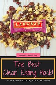 Lara Bar The Clean Eating Essential Snack