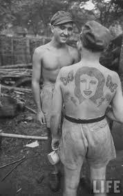 Tattoos Black N White Tatoos Old School Military Tattoo Forward The