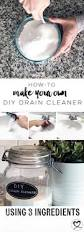 Unclog A Bathtub Drain Home Remedies by Best 25 Clogged Drains Ideas On Pinterest Diy Drain Cleaning
