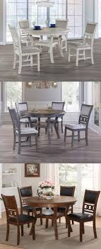 Contemporary And Stylish This Dining Table Chair Set Will Transform Your Room Into