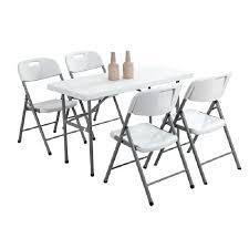 table et chaise pliante ensemble table pliante 4 chaises pliantes