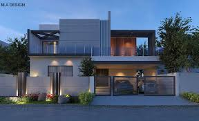 100 Contemporary House Design By MA S 1 Kanal