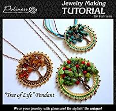 DIY Jewelry Making Tutorial Tree Of Life Practical Step By Guide On How To