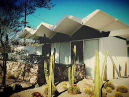 100 Lautner House Palm Springs Modernism Fans Flock To Once Again KCRW