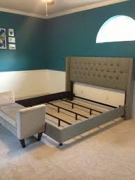 bedding scenic best bed frame for tempurpedic mattress frames