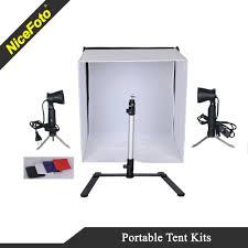 100 Studio Tent Nicefoto Portable Light Kit Lighting For Small Items Buy Portable Light LightingPhoto Light Product On