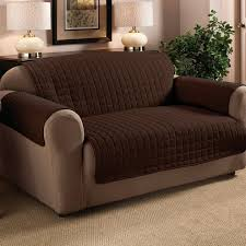 Chair And Ottoman Covers by Furniture Sofa Covers At Walmart For A Slightly Loose And Casual