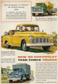 Chevrolet 1956 - USA | Advert | Pinterest | Chevrolet, Cars And GMC ...