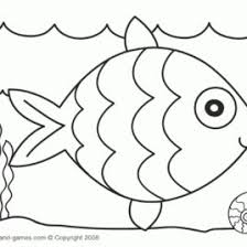 Colouring Pages For Ocean Animals Realistic Coloring