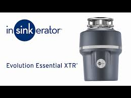 Insinkerator Sink Top Switch Manual by Evolution Essential Xtr Garbage Disposal Insinkerator