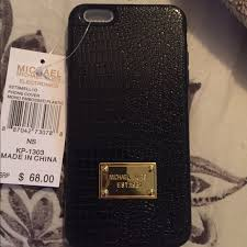 56% off MICHAEL Michael Kors Accessories Michael Kors iPhone 6