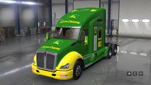 John Deere Skin For Kenworth T680 | ATS Mods | American Truck ... Amazoncom Ertl Colctibles John Deere 460e Dump Truck Toys Games Skin Mod Pack 2 American Simulator Mod Ats Skin For Peterbilt 579 Mods Truck 250dii Price 133759 2011 Articulated 15978 Semi With Grain Hauler Trailer Ebay 2007 400d Articulated Haul Item L3172 S Antique Tractor On Transport Flatbed Florida Stock Tomy 15 Inch Big Scoop Sand Tools 1 Mega Bloks Servmart 250d Adt 40729 Run Youtube Tractor And Moc Parts Express
