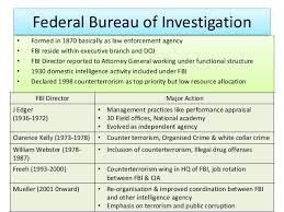 fbi bureau of investigation federal bureau of investigation 2001 abridged