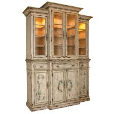 Baker Breakfront China Cabinet by Adam Style Case Pieces And Storage Cabinets 37 For Sale At 1stdibs