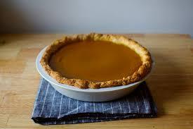 Pumpkin Pie With Molasses Brown Sugar by Classic Pumpkin Pie With Pecan Praline Sauce U2013 Smitten Kitchen