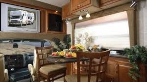 Bigfoot 4000 Series Class C Motorhome 2008 Interior