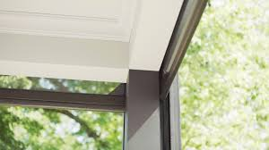 Roll Up Patio Shades by Motorize Your Exterior Screens And Automate Your Home With Somfy
