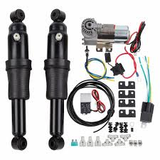 100 Air Ride Suspension Kits For Trucks Kit Universal Fitment For MotorcyclesScooters