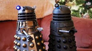 Make Dalek Christmas Tree by The Cult Of Scratchwood Christmas Of The Daleks Youtube