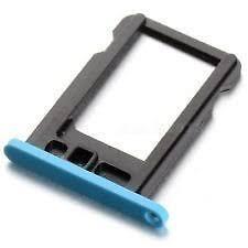 ssimpex Blue Sim Tray I Phone 5C Sim Card Slot Tray Holder For