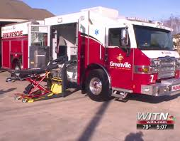 100 Used Trucks Greenville Nc NC Agency Gets Hybrid AmbulanceFire Truck EMS World
