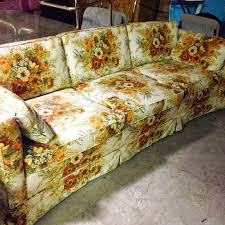 Ethan Allen Sofa Bed by Dwell By Cheryl Vintage Ethan Allen Sofa Makeover