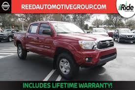 100 Truck Accessories Orlando Fl 2015 Toyota Tacoma PreRunner 5TFJU4GN0FX089263 Reed Nissan