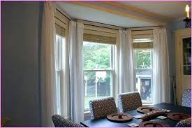 Full Size Of Dining Room Bay Window Curtain Ideas F For 2018 Small Curtains Formal Treatments