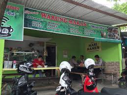 Warung Nasi Mbak Nik JlArgopuro Semarang