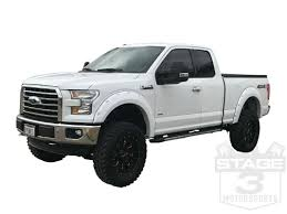 100 Wheel Flares For Trucks 20152017 F150 Bushwacker Pocket Style Fender PrePainted