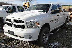 100 2014 Dodge Pickup Trucks Ram 1500 Crew Cab Pickup Truck Item DB6958 We
