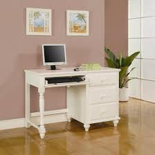 Coaster Computer Desk White by Pepper Youth Pedestal Desk In Eggshell White Finish By Coaster