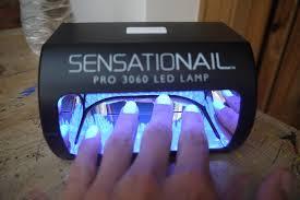 beauty le chic review sensationail gel manicure kits they