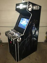 Mortal Kombat Arcade Machine Moves by Ed Boon On Twitter Custom Made Mortal Kombat X Arcade Cabinet At