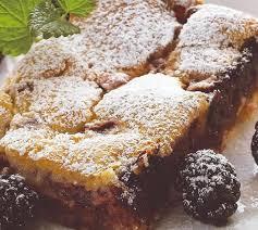 gâteau moelleux aux mures avec thermomix recette thermomix
